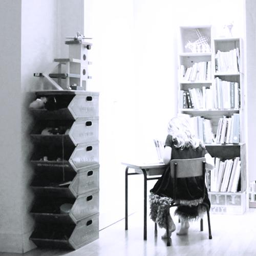 la manufacture parisienne un appartement parisien 1. Black Bedroom Furniture Sets. Home Design Ideas
